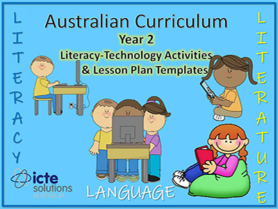 Yr 2 Literacy Lesson Plans