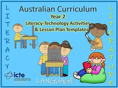 Yr 2 Literacy Lesson Plans