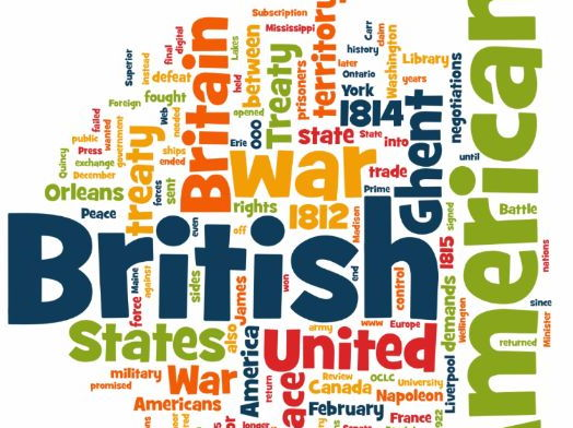 The Word of 1812 in Word Clouds