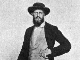 Video: Alfred Russel Wallace in Thurrock