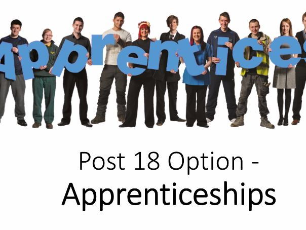 Yr 13 Tutor Session - Apprenticeships
