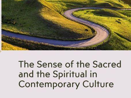 The Sense of the Sacred and the Spiritual