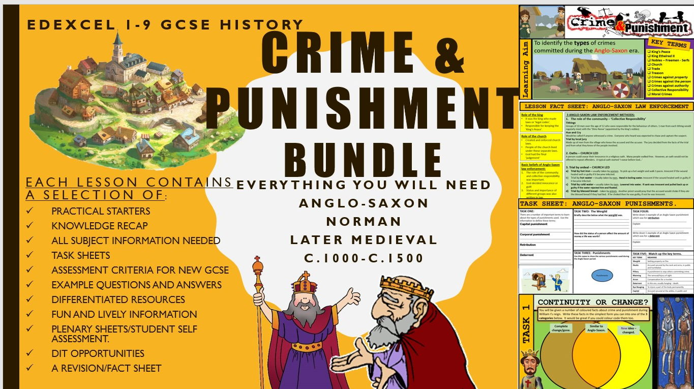 an analysis of the crimes and punishments in the history of the middle ages They analyse, select and organise information from primary and secondary   medieval crime and punishment page) as a class and respond to the discussion   1998, eclipses in history and literature, wwwearthviewcom/ages/historyhtm .