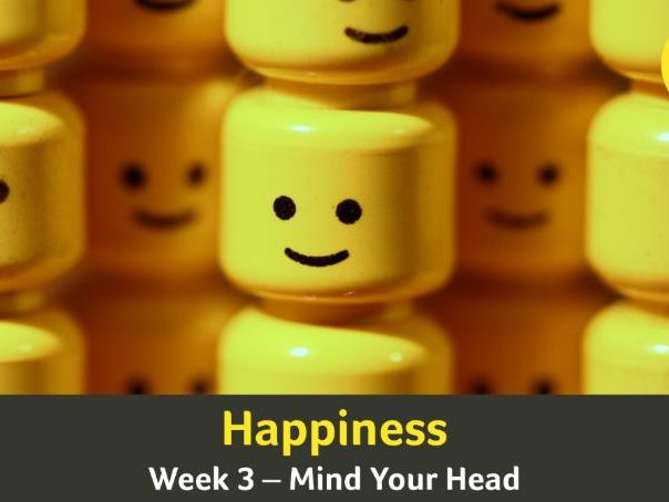 Happiness  Lesson - SMSC Focus / Mental Health