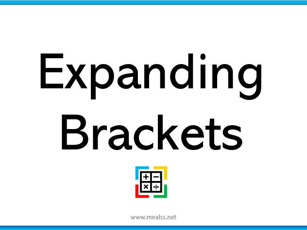 Expanding Brackets RAG