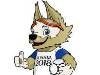 2018 Russia World Cup activity Booklet