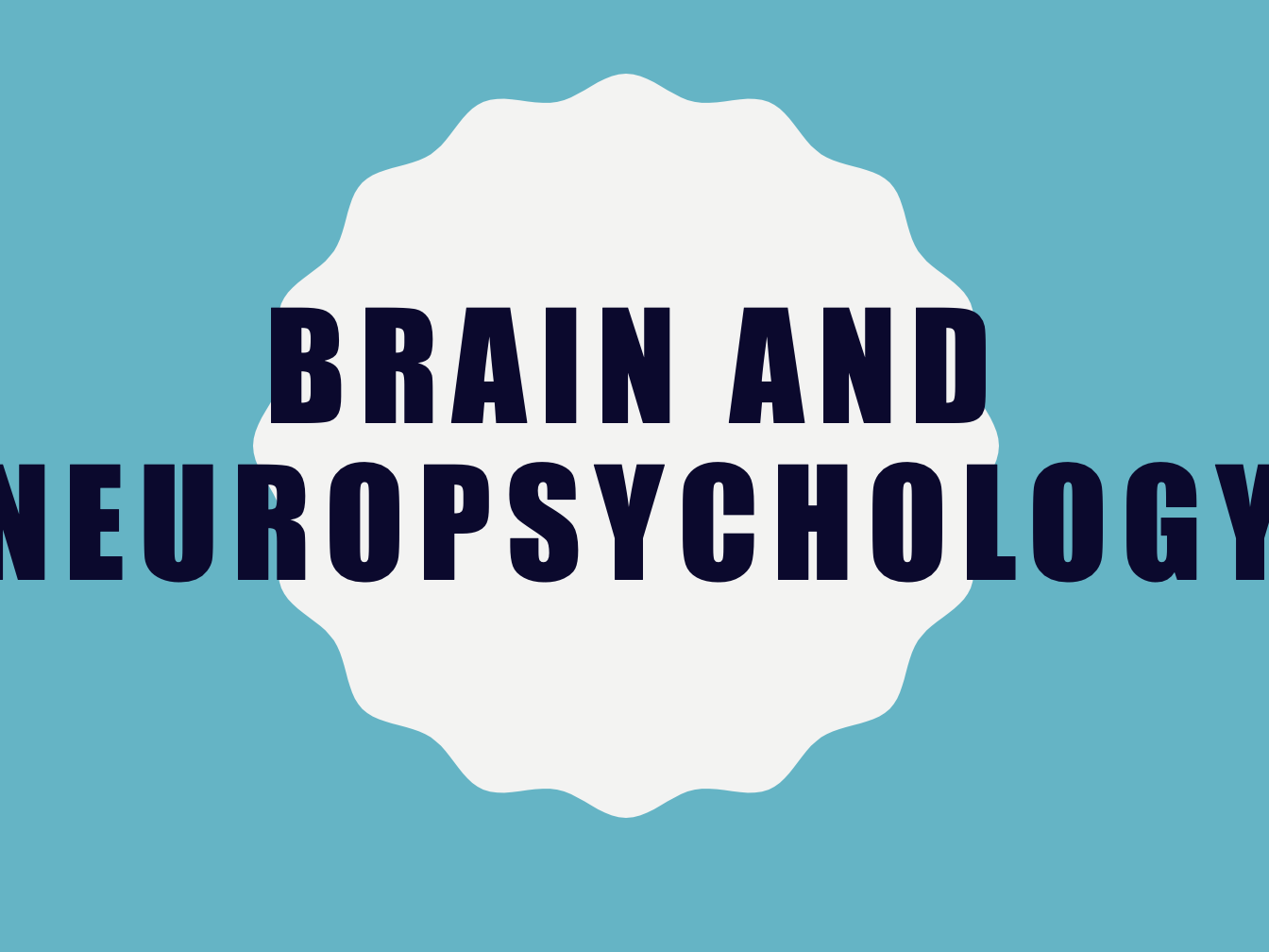 Full topic of Brain and Neuropsychology: 6 Lessons: AQA GCSE Pscyhology (New Spec)