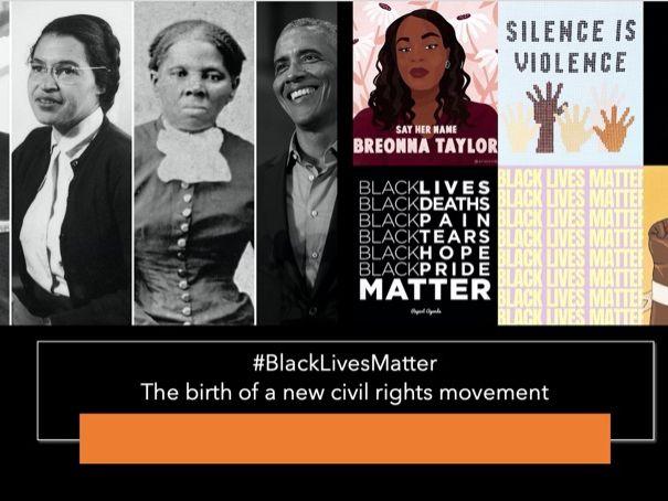 Black Lives Matter PowerPoint