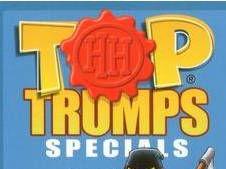 Top Trumps -- Medicine Through Time!