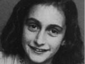 The story of Anne Frank