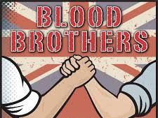 BLOOD BROTHERS COLLECTIVE MEMORY POSTER - INTRODUCTION OR REVISION