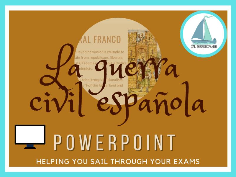 La guerra civil española: PowerPoint