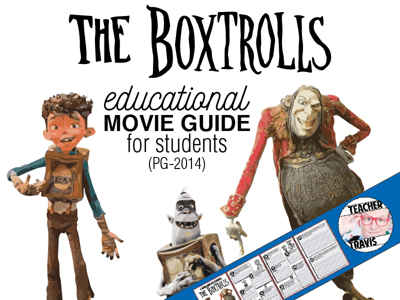 The Boxtrolls Movie Viewing Guide