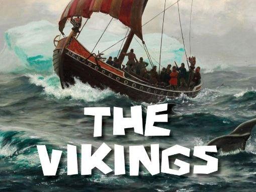 Vikings Resource Bundle