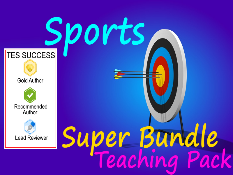 Sports Week Bundle