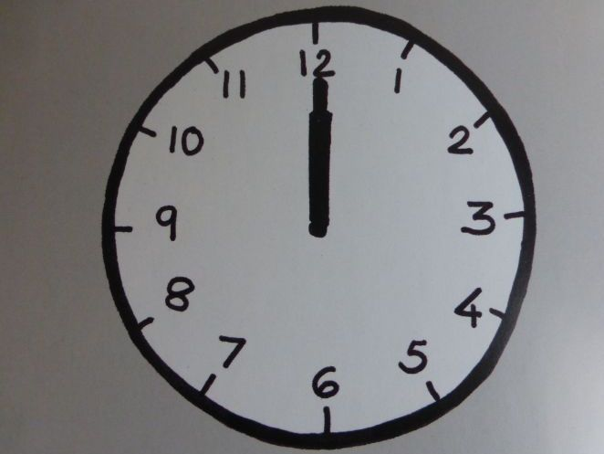 Telling the Time in French & Counting made Clear. Includes lesson plan for Quelle Heure est-il?