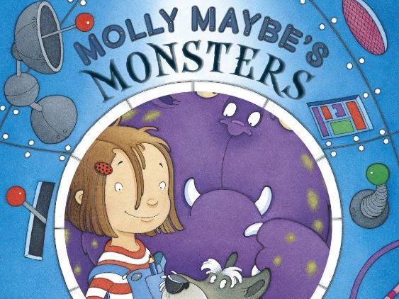 Molly Maybe's Monsters: The Dappity Doofer - Kristina Stephenson - Activity Pack