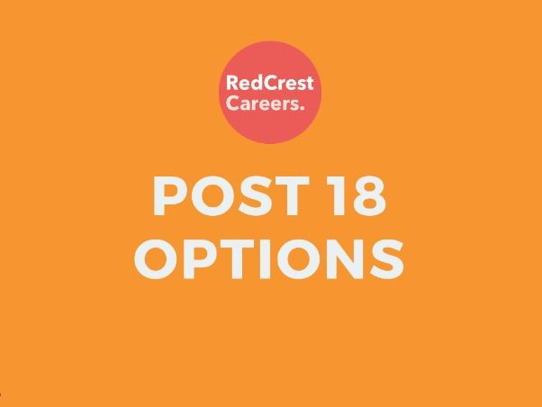 Post 18 Options KS5 Presentation