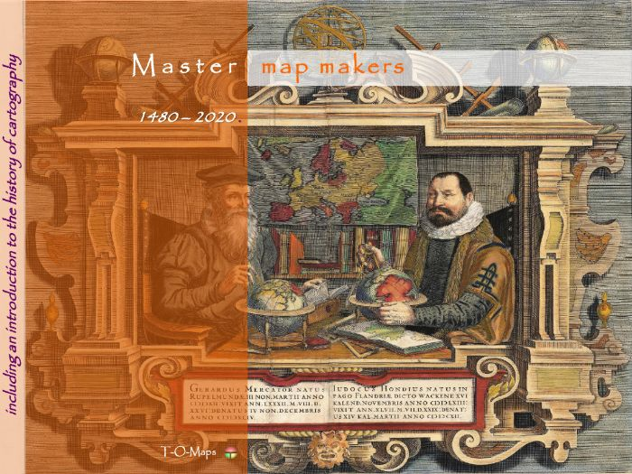 Master mapmakers: 1480-2020
