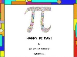 Pi Day is Coming! 3/14