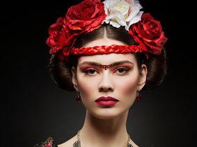 Spanish Biography of Frida Kahlo
