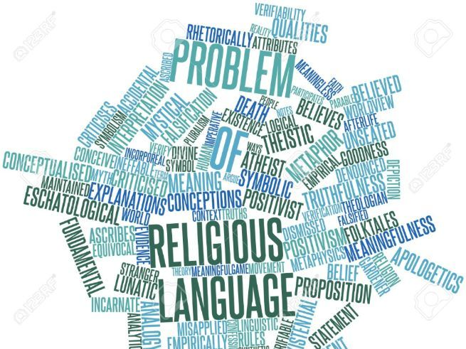 Work Scheme on Religious Language (OCR A2 Philosophy of Religion)