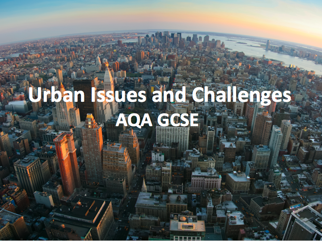 Urban Issues and Challenges