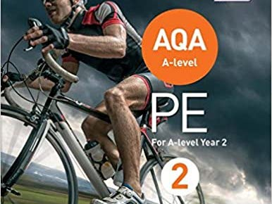 AQA A Level Sport and Society Year 2