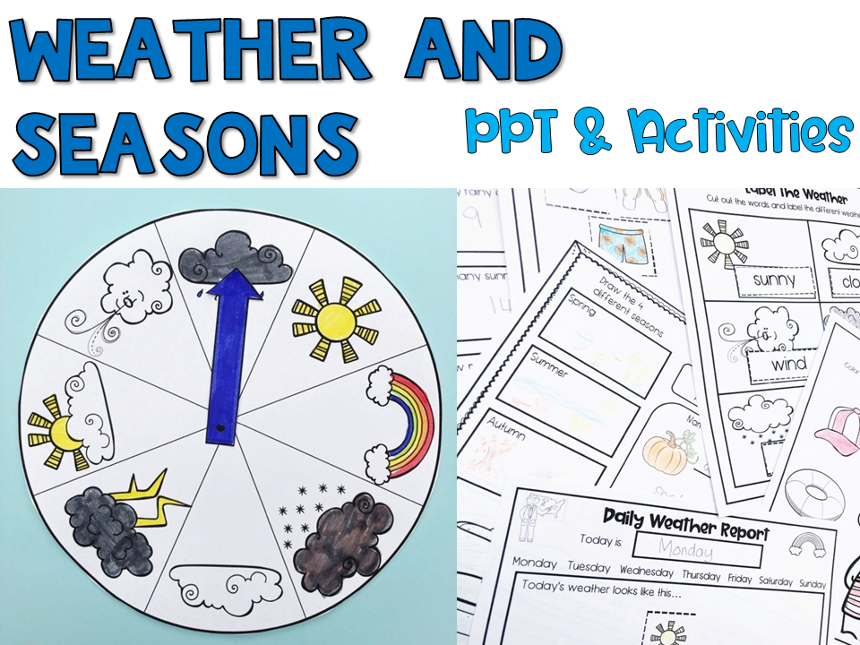 Weather and Seasons Year 1
