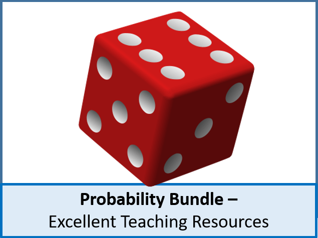 Statistics: Probability BUNDLE (5 lessons)  perfect for KS3/KS4