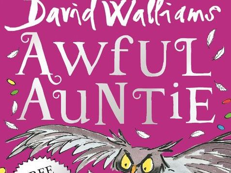 Awful Auntie  by David Walliams workbook (differentiated)