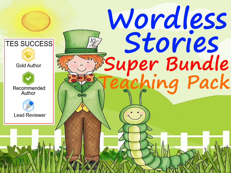 Wordless Stories Bundle