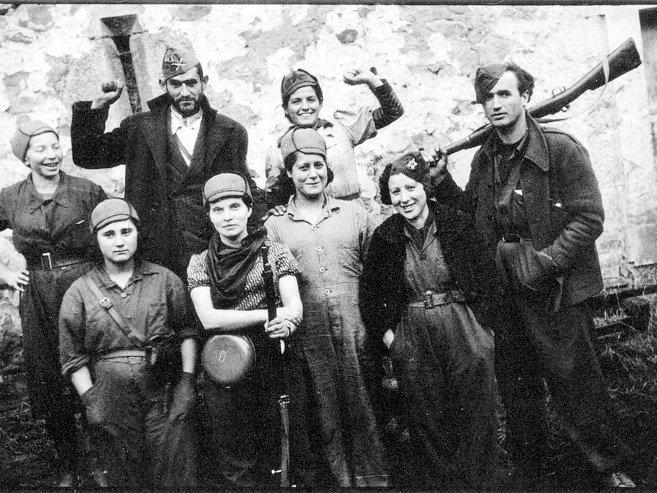 Militia:  Defending the Spanish Republic in 1936