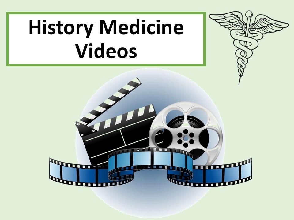 Medicine History GCSE Video links