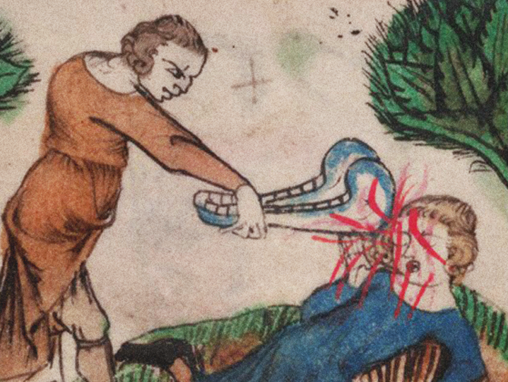 Trial and Punishment in the Middle Ages