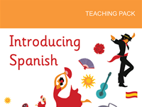 Introducing Spanish