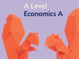 Edexcel Economics A Theme 4: A Global Perspective