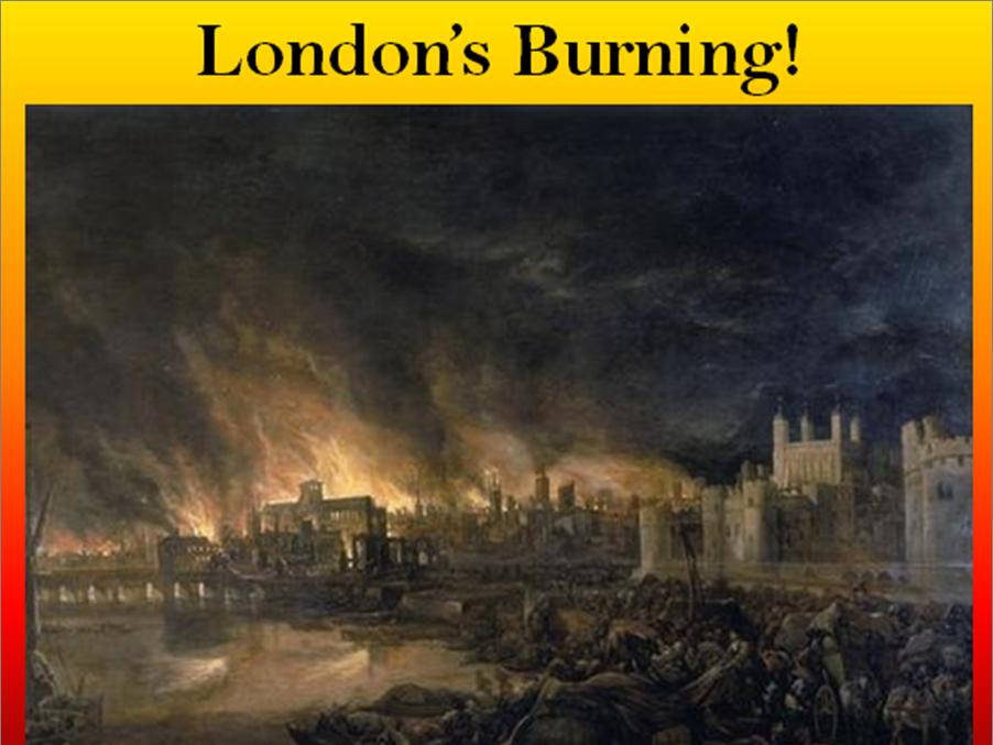 London's Burning Music Lesson