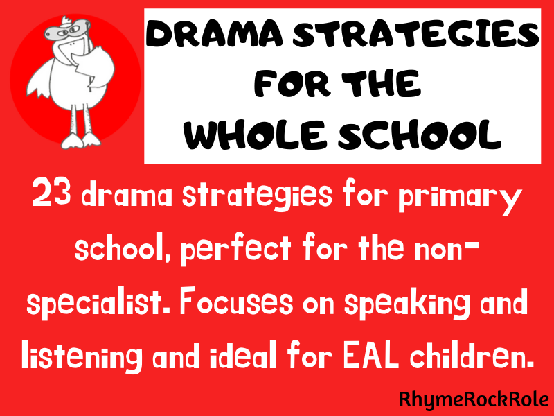 DRAMA STRATEGIES FOR THE NON-SPECIALIST