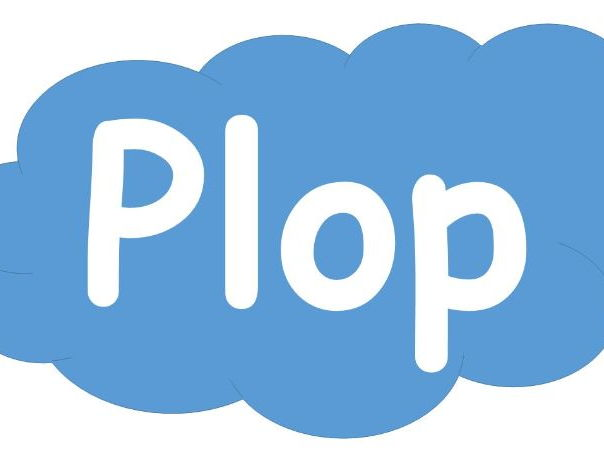 Plop - Introduction game.   Class starter