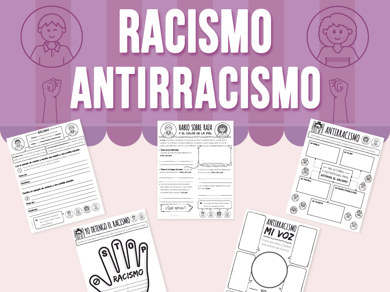 Racismo - (Color de Piel) - Antirracismo (SPANISH VERSION)