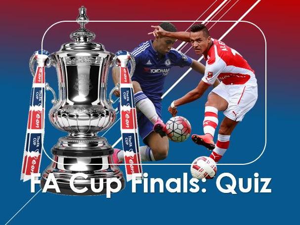 FA Cup Finals: Quiz