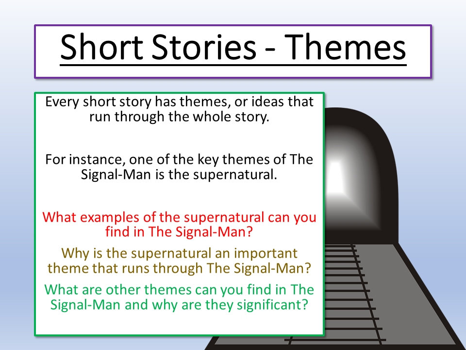 Short Stories Themes