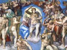 (6.2) Michelangelo's ' The Last Judgement' - 33 slides to aid pages 144 & 145.