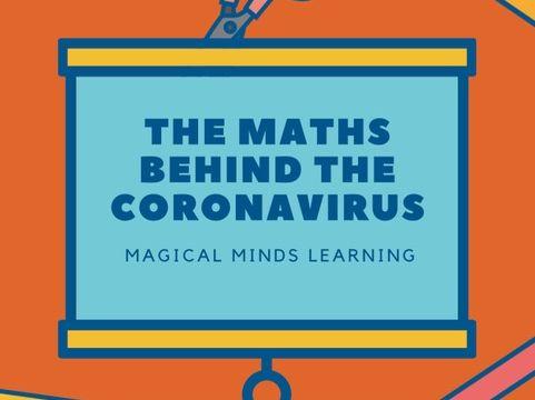 The maths behind the Coronavirus - three lessons