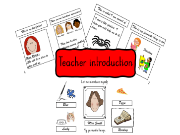 Teacher Introductions