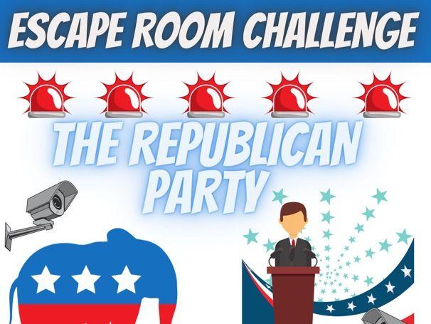 History of Republican Party Escape Room