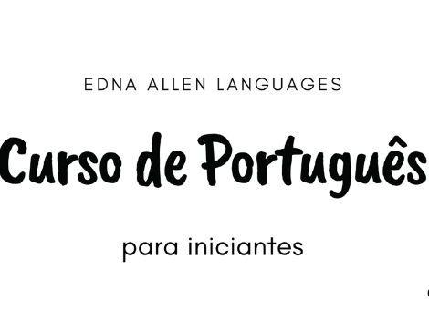 Curso de Português Unidade 13