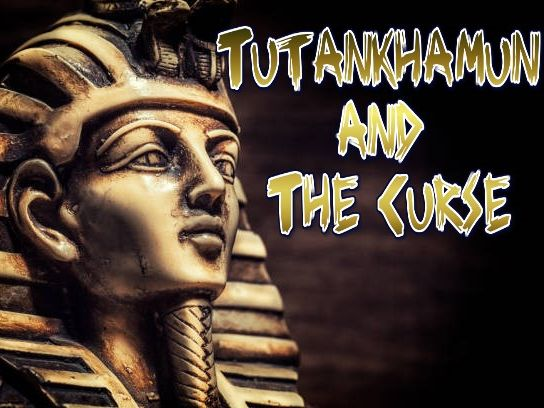 Tutankhamun and the Curse - The Age of the Egyptians Audio Series