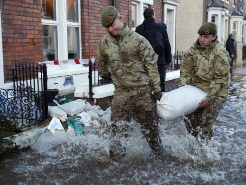 Flooding Case Study Sheet